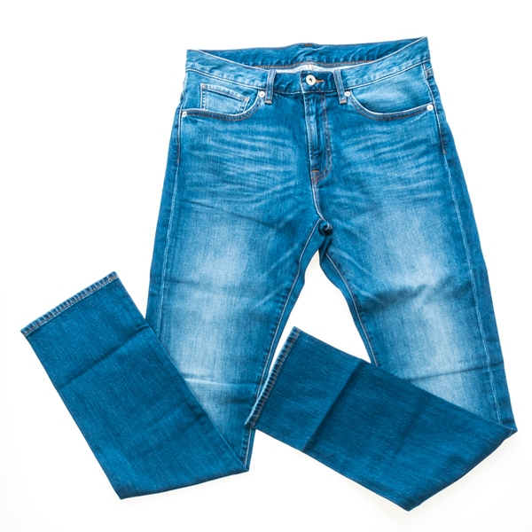 Jeans sustainable